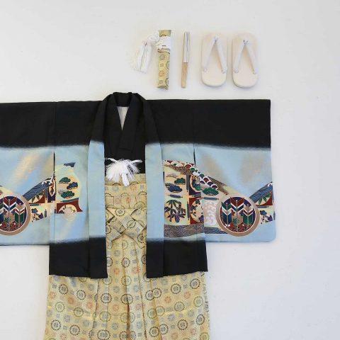 七五三の衣装(3歳の男の子用)
