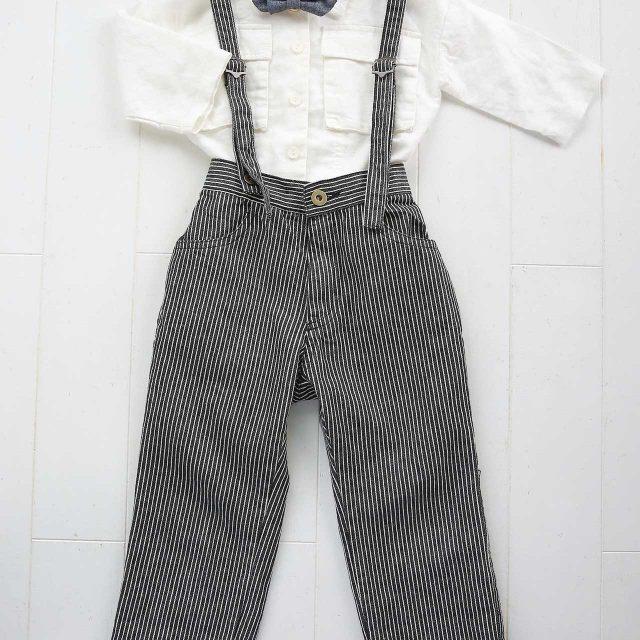 小さなお子様を撮影用の衣装